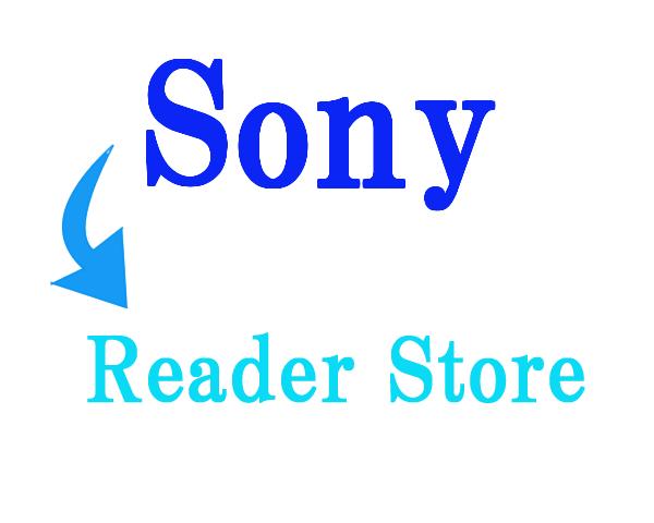 Sonyの電子書籍ストアはReader store