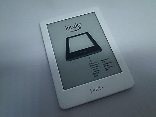 Kindle(Newモデル)